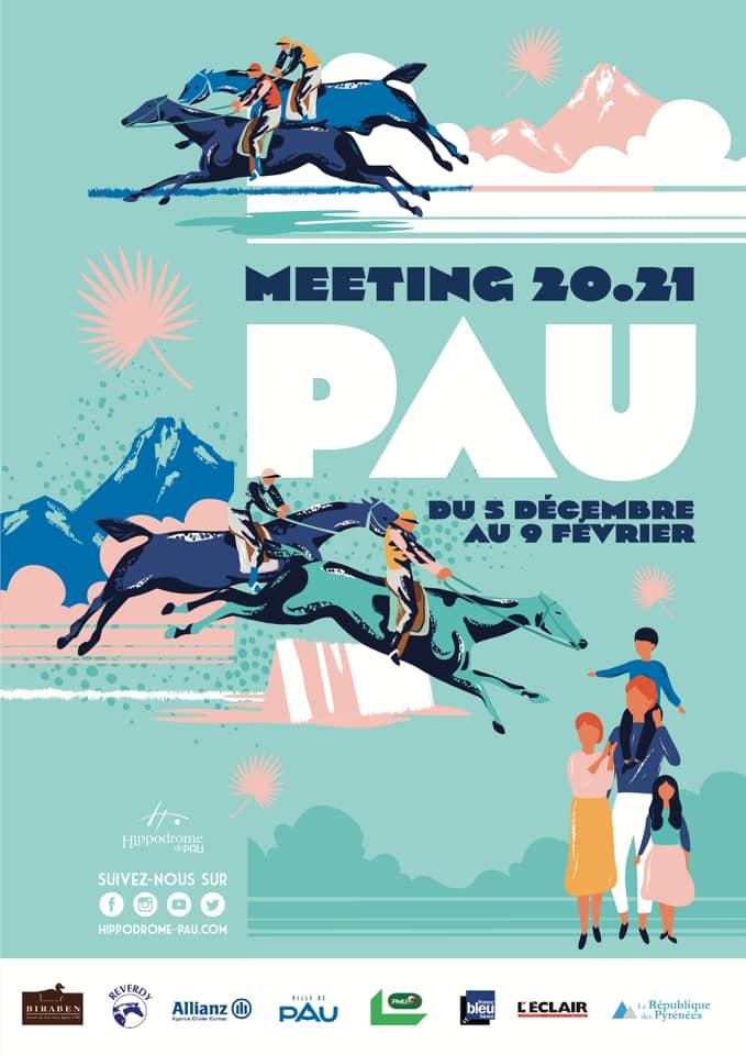 Meeting de Pau 2020 - 2021
