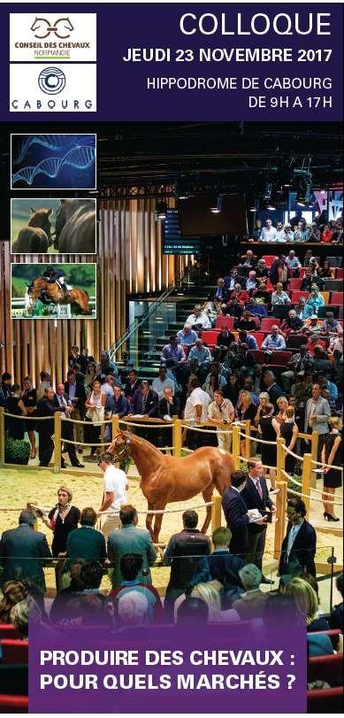 Colloque technique du CCN : Produire des chevaux pour quels marchés?