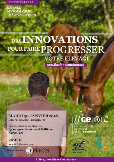 """Retransmission Journée """"Des innovations pour faire progresser votre élevage"""""""